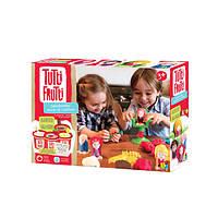 Набор для лепки Парикмахер Tutti-Frutti