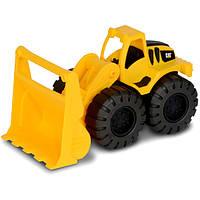 TOY STATE Мини-Игрушечная строительная техника CAT Погрузчик 17 см