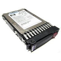 "БУ Жесткий диск для сервера SAS 146GB HP 2.5"" 10k RPM 16MB (375863-011 / DG146ABAB4 (375863-011)"