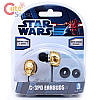 Наушники-вкладыши C-3PO