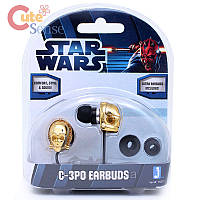 Наушники-вкладыши C-3PO, фото 1
