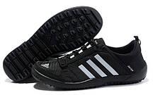 Кроссовки мужские Adidas Daroga two 11 cc black 2 . мужские кроссовки адидас дорога