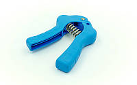 Эспандер кистевой пружинный Ножницы (1шт)(нагрузка 14-15 кг), фото 1