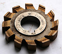 Фреза дисковая пазовая 80х12(затылованная), А3, Р6М5, фото 1