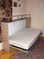 Кровать-комод с полкой