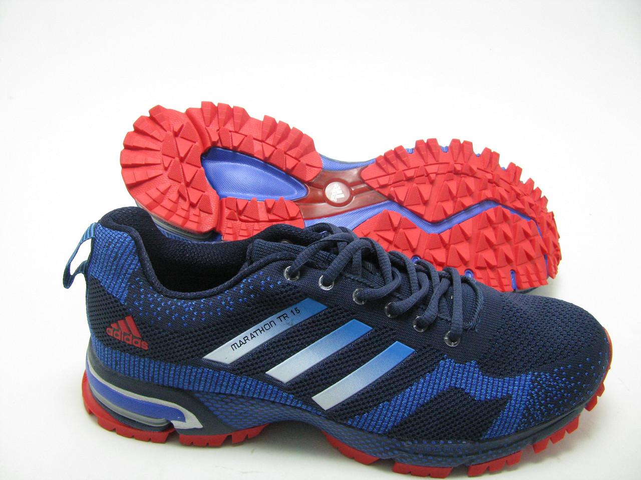 Сине-красные Купить Интернет-магазин Tr15 твой Мужские Marathon Adidas Кроссовки