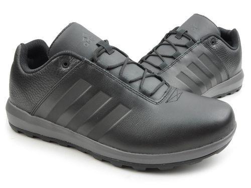 Кросівки чоловічі Adidas Zappan чорні