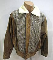Эксклюзивная кожаная куртка Elegance, M