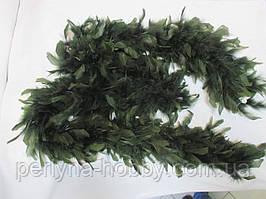 Боа 1,8 м 70 грамм, темно-зелений