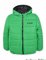Куртка зимняя,рост 92-104см