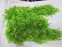 Боа 1,8 м 70 грамм салатовий темний