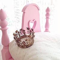 Детская кроватка для фото-сессии маленькой принцессы