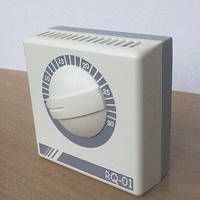 Кімнатний механічний термостат 16А Cewal RQ-01 (Італія)