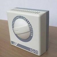 Комнатный механический термостат 16А Cewal RQ-01 (Италия)