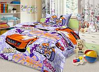 Детское постельное белье Графитти бязь