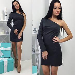 Платье на одно плечо , фото 2