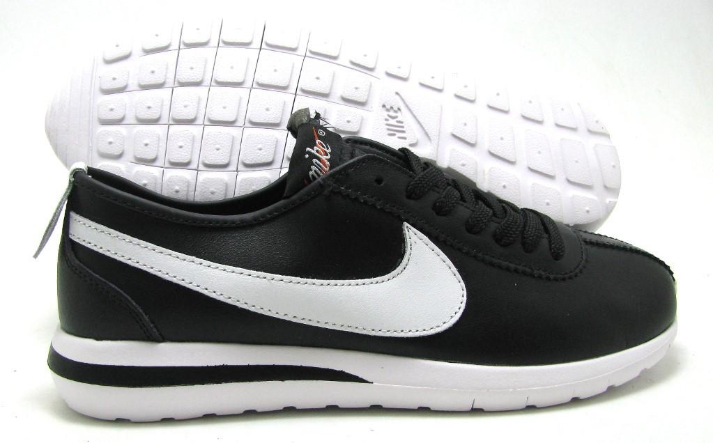 Кроссовки мужские Nike Ribbon черного цвета