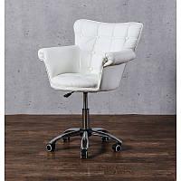 Кресло косметическое  HC804K Белый