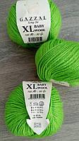 Gazzal Baby Wool XL - 821 салатовый