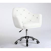 Кресло мастера HC830K Белый