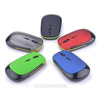 Мышь беспроводная; 1600dpi; ресивер mini-USB;
