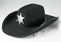 """Карнавальная шляпа """"Шериф"""" маленькая"""