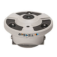 Видеокамера AHD купольная Tecsar AHDD-2Mp-10Fl-FE