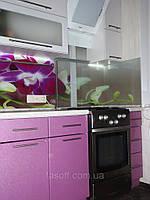 Кухня на заказ МДФ перламутр, фото 1