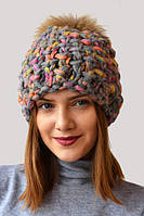 Недорогая зимняя шапка