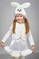 Новогодний костюм Зайка белая
