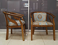 Кресло Monarch из натурального дерева