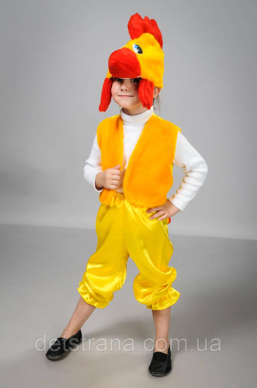 Маскарадный костюм Петушка