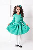 Платье Роза с ободком для девочки ТМ ГАББИ