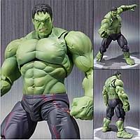 """Фигурка Халка из к\ф Мстители """"Эра Альтрона"""" - Hulk Avengers S.H.Figuarts"""