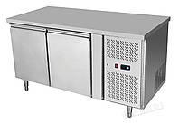 Стол  холодильный ( -17/-22 С) 2-дверный с боковым расположением агрегата