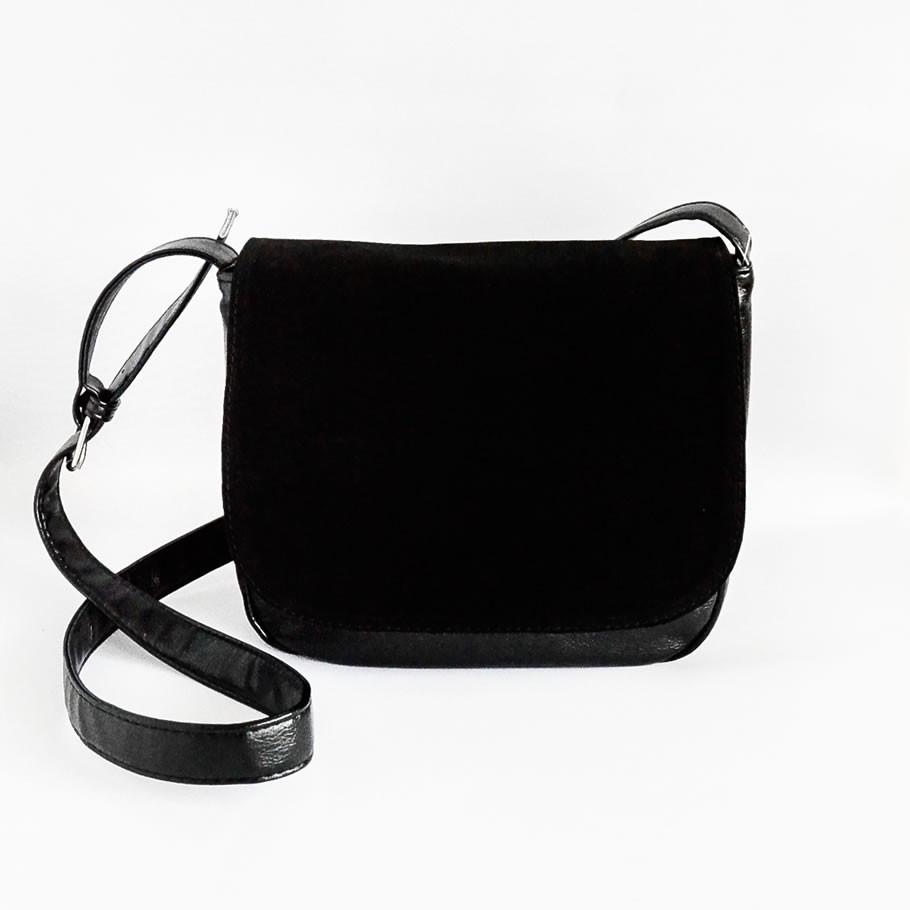 d18673808455 Замшевая сумка кросс-боди М52-Z/замш, цена 405 грн., купить Луцьк ...