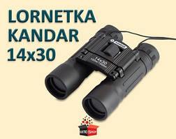 Бинокль Kandar 14x30 со стеклянной оптикой