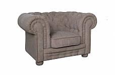 """Комплект мебели в английском стиле """"Chester klassik"""" (Честер Классик). (3р+1), фото 3"""