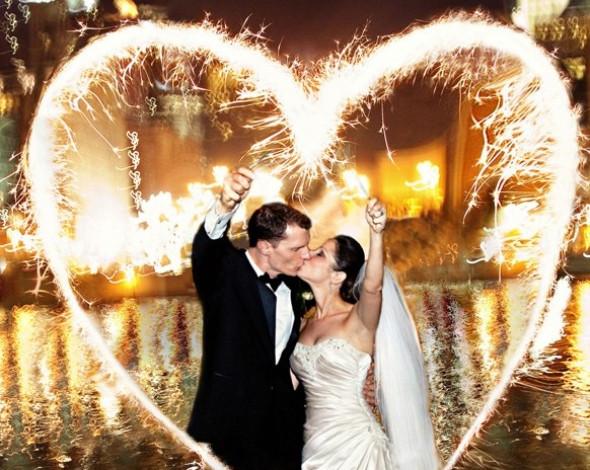 Купить бенгальские огни на свадьбу