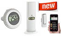 WiFi датчик термометр для бассейна + внешний датчик термометр-гигрометр