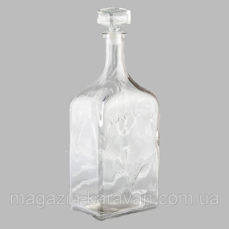 """Бутылка штоф 3,0 литра. """"Магарыч"""""""