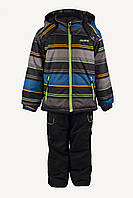 Зимний костюм для мальчика Gusti Boutique 3100 GWB. Размер 96 - 127.