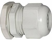 Зажим кабельный PG-16 для коробок TAREL(цвет серый)