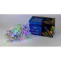 Гирлянда новогодняя LED 100 M-1 RGB COLOR (разноцветные)
