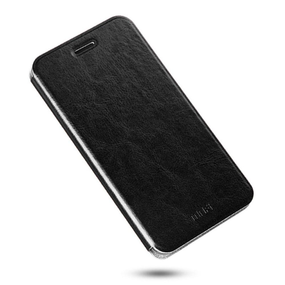 Чехол книжка MOFI Rui Series для Huawei Honor Note 8 черный