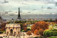 Weekend в Париже! Авиатур из Киева