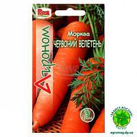 Морковь Красный Великан 50г