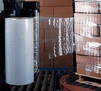Стретч пленка для машинной упаковки 15мкн*500мм