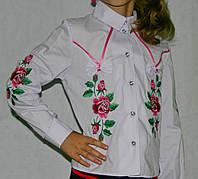 Вишиванка-блузка