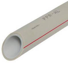 Труба поліпропіленова під пайку з алюмінієм Ø20 VS-PLAST беззачистна